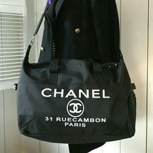 New Chanel 31 Rue Cambon Paris VIP Gift Duffle bag